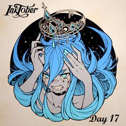 Inktober DAY 17: Ornament