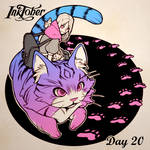 Inktober DAY 20: Tread