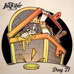 Inktober DAY 21: Treasure