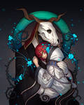 The guide and the light - Mahoutsukai no yome by modathan