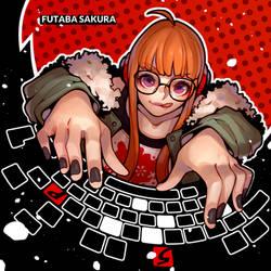 ARTTOBER #5 Futaba Sakura
