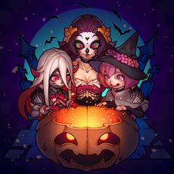ARTTOBER #31 Halloween