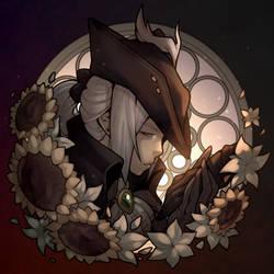 ARTTROBER #17: Lady Maria Bloodborne