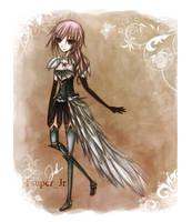 Lightning Final Fantasy XIII-2 by TsuperJr