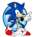 Sonic channel: Sonic the hedgehog