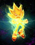 Super sonic...IN SPACE!!!
