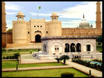 Mughal FOrt building