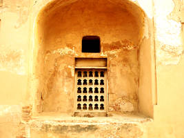 Mughal Fire pLACE FOR LIGHTING by AssamART