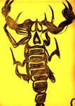 Scorpio by AssamART