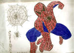 Spider man by AssamART