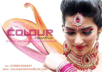 Colour Creative Flyer by AssamART