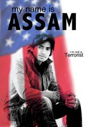 My NAme Is Assam by AssamART