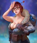 Mei (from overwatch)