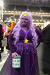 Lumpy Space Princess, Adventure Time - Comic Con by silentmemoria