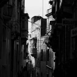Triq Hilda Tabone - Malta - 59 by silentmemoria