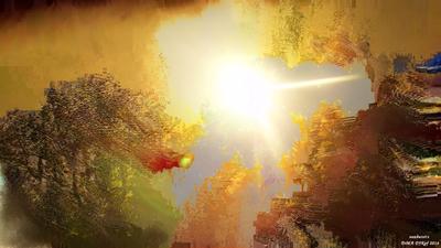 Sunburst by DJKpf