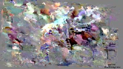 butterfly  fish by DJKpf