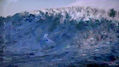 DiMA-DJKpf blue big wave by DJKpf