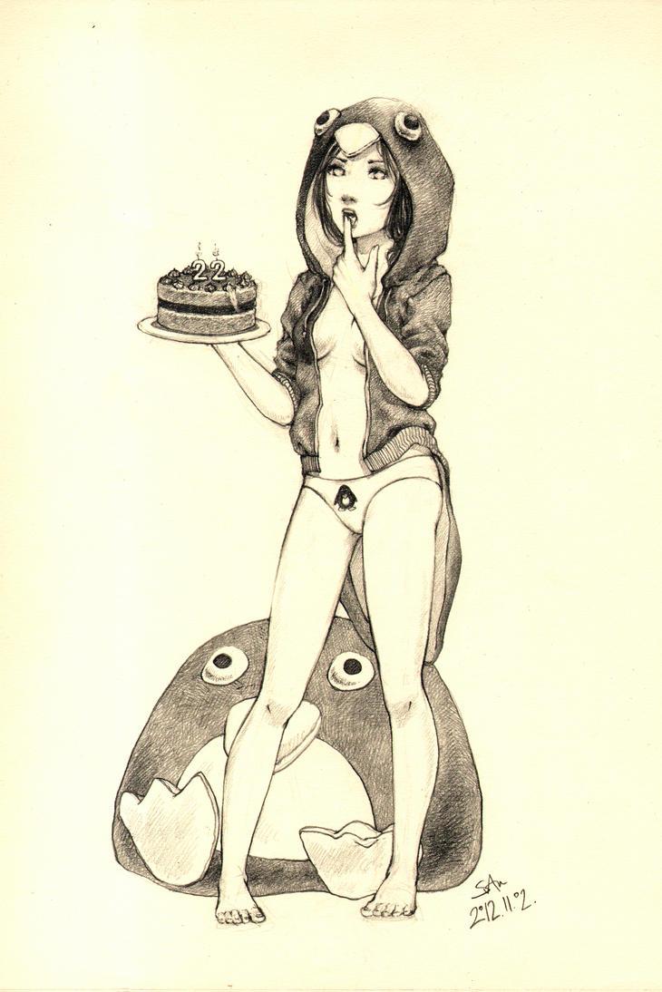 Happy Birthday by svanha