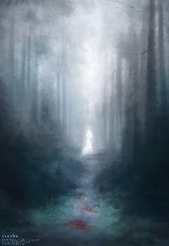 Blood trails by svanha