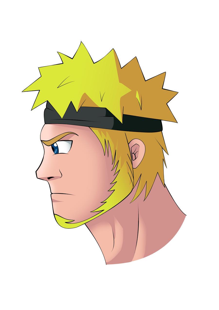 The Adult Naruto by ~Anaszoro on deviantART