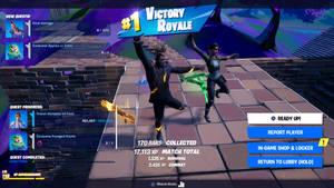 Fly N Victory in Fortnite