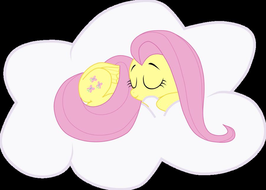 sleeping pinkie pie vector - photo #11