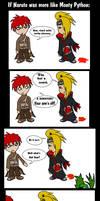 If Naruto was like MontyPython by MSkyDragons