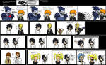Death Note + Bleach CrackComic
