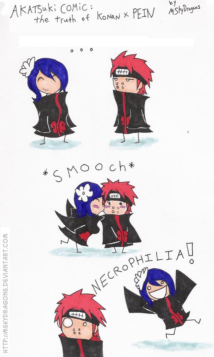 Funny akatsuki comics deviantart