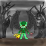 FLIPPY, THE DARK ANGEL