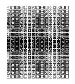 Pixel Tile Exploration