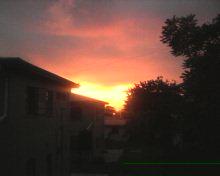 Vermilion Sunset by Autumniece
