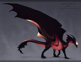 DragonDesign#4  auction  CLOSED