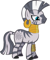 Zecora by thebosscamacho
