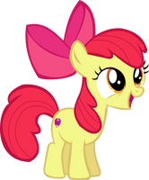 Apple Bloom by thebosscamacho