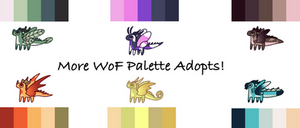 More Wof Adopts! | Flatsale | 6/6 OPEN