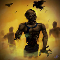 zombie by kemixdesign