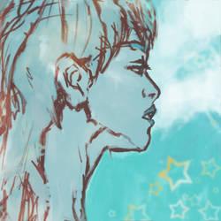 Pleiades by jamessmith6
