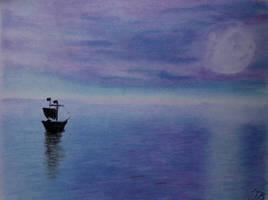 Smooth Sea by DivinoArtista