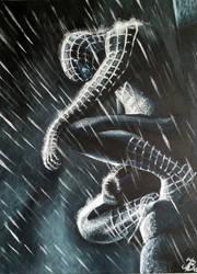 Dark Spiderman by DivinoArtista