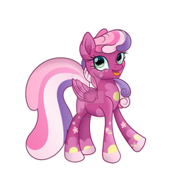 My Little Pony G5 Cheerilee by santamouse23