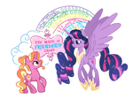 My Little Pony The Magic of Friendship Grows