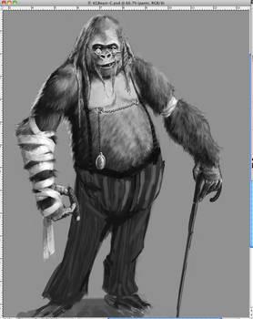 Gorilla boss Update