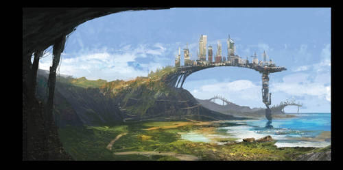 Less Gravity City