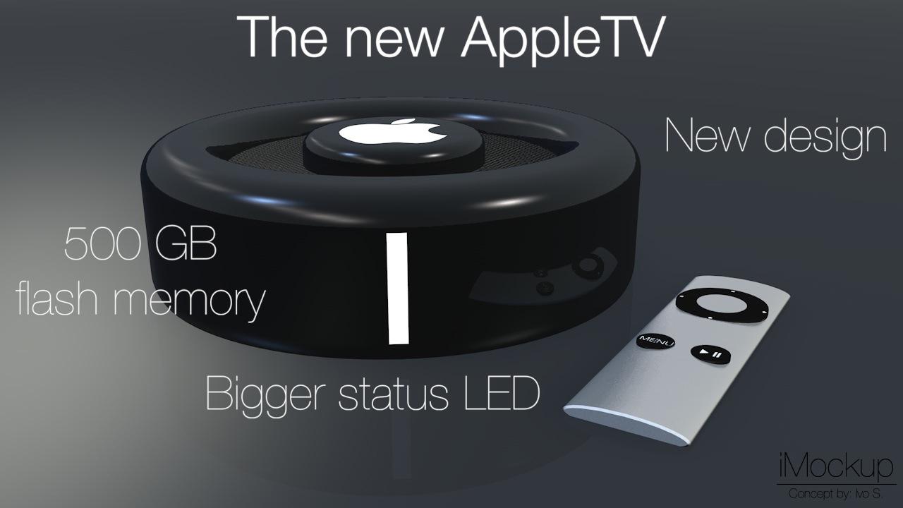AppleTV 4 - front- by iMockup on deviantART