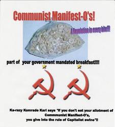 Communist Manifest-O's by Nimril