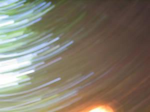blurry world