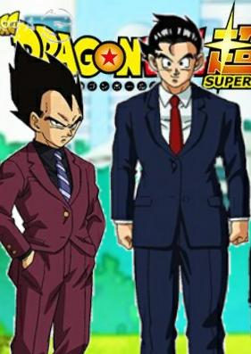 Vegeta y Goku by Son90Chris