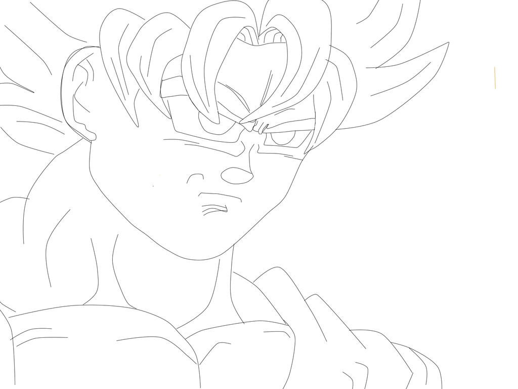 Goku by Son90Chris